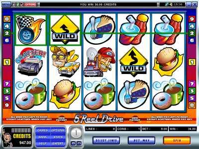 5ReelDrive-Slots